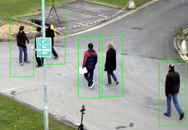 OpenCV - Top view recognition